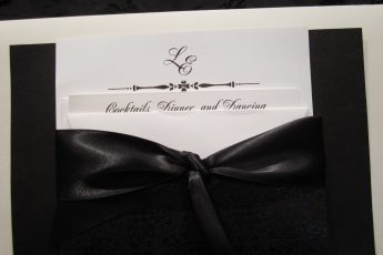 Invitations That Dazzle