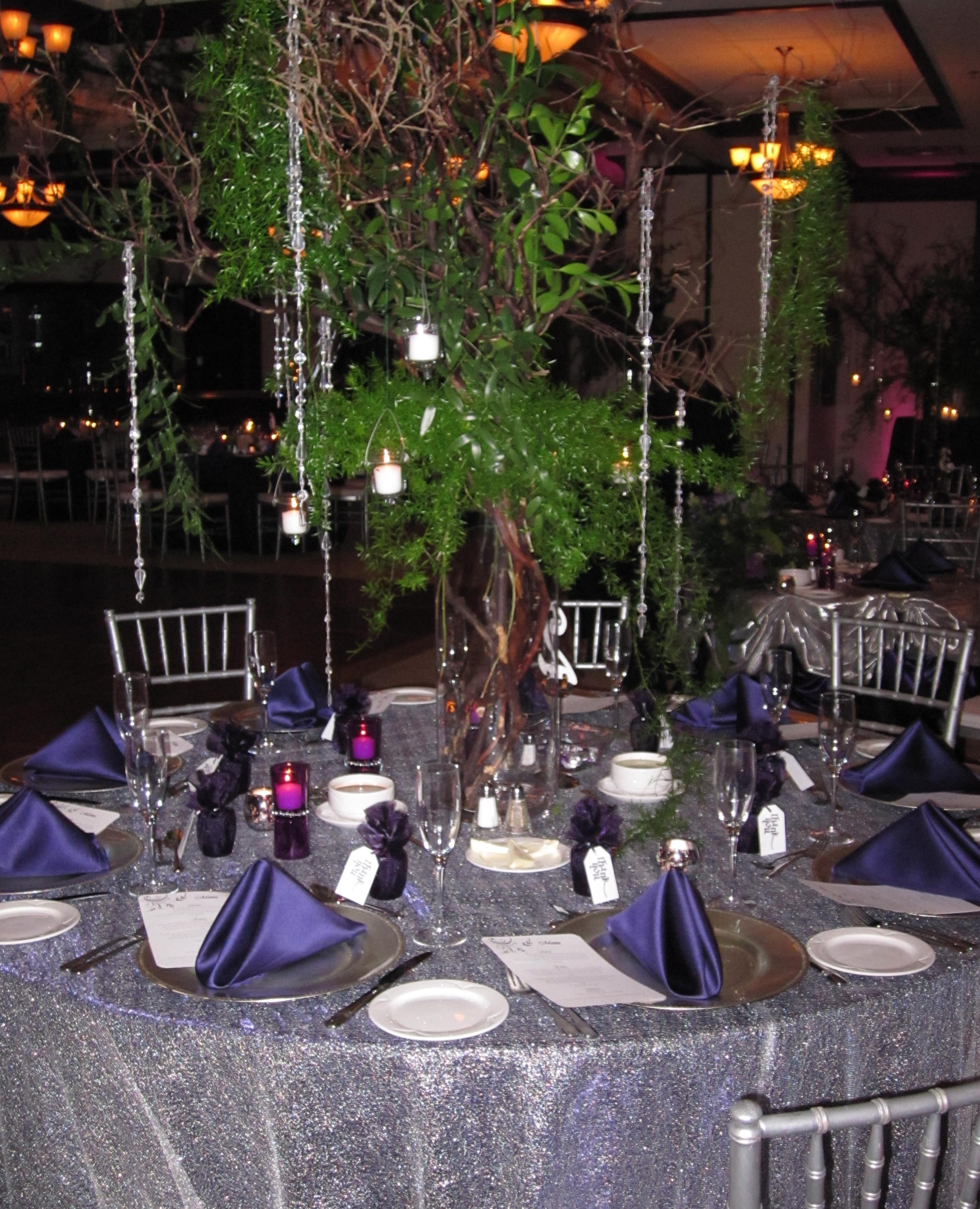 Enchanted Woodland Wedding part 2