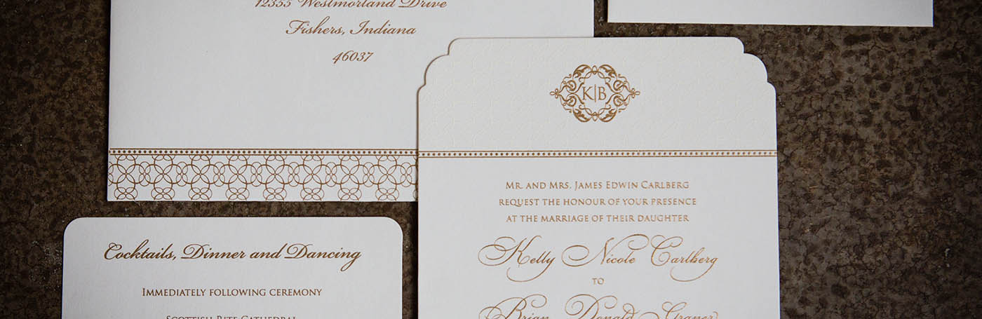 Wedding Invitations Carmel Indiana