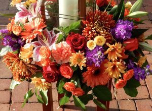 Wedding - Fall Flowers Image
