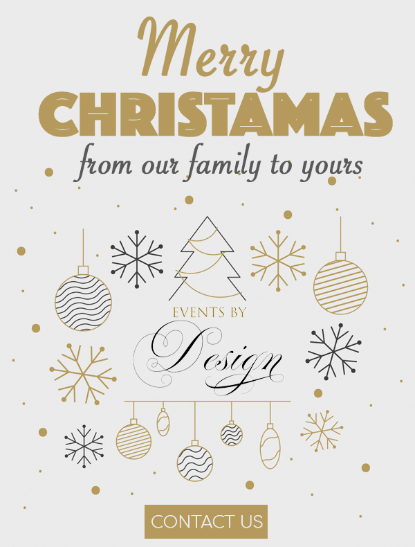 Merry Christmas | Wedding Planner Carmel, Fishers and Indianapolis