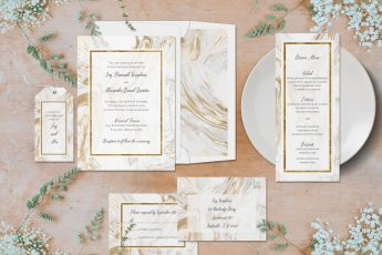 Wedding Stationery Branding